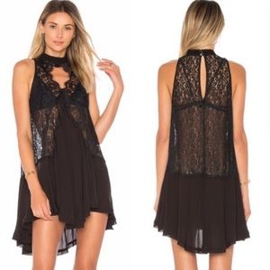 Free People Cross My Heart Secret Origins Dress
